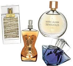 Flaskor parfym